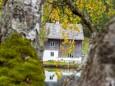 Weisenblasen am Hubertussee in der  Walstern 2013