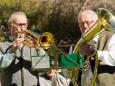 Weisenblasen am Hubertussee in der Walstern - Ybbstal Duo