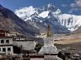 Rongbuk Monastery - Foto Werner Simi