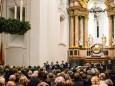 Konzert der Wiener Sängerknaben am 4. Dez. 2014 in der Basilika Mariazell beim Mariazeller Advent 2014
