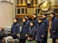 Wiener Sängerknaben beim Mariazeller Advent in der Basilika