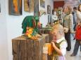 Vernissage in der Holzwerkstatt Hermann Ofner