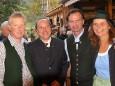 Hermann Ofner, Bgm. Josef Kuss, Helmut & Ulrike Schweiger