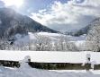 Winterlandschaft in Mariazell am 26. Jänner 2011