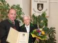 Bgm. Josef Kuss & Agnes Fleischmann - Feierliche Überreichung des Wirtschaftspreises der Stadt Mariazell