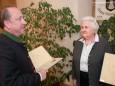 Bgm. Josef Kuss & Margarethe Pölzl - Feierliche Überreichung des Wirtschaftspreises der Stadt Mariazell