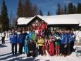 WSV Mariazell Vereinsmeisterschaften & 2. Rudi Dellinger Gedenklauf am 2. März 2013. Foto: Fritz Zimmerl