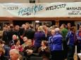 Raiffeisensaal Besucher - 100-Jahre WSV Mariazell