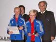 Hans und Martha Abl bei der Ehrung - Foto:Fritz Zimmerl