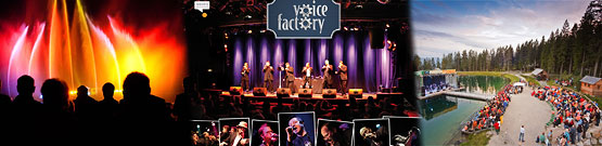 Bergwelle 2011 - Voice Factory