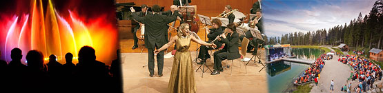 Bergwelle 2011 Ungarische Operettenmelodien