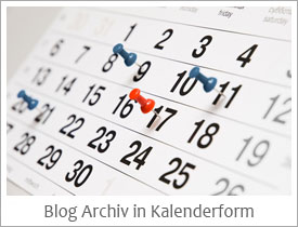 Mariazellerland Blog Archiv in Kalenderform