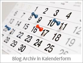 Mariazellerland Blog Archiv in Kalenderform