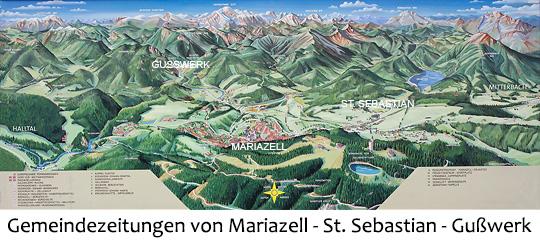 Panorama-Mariazellerland