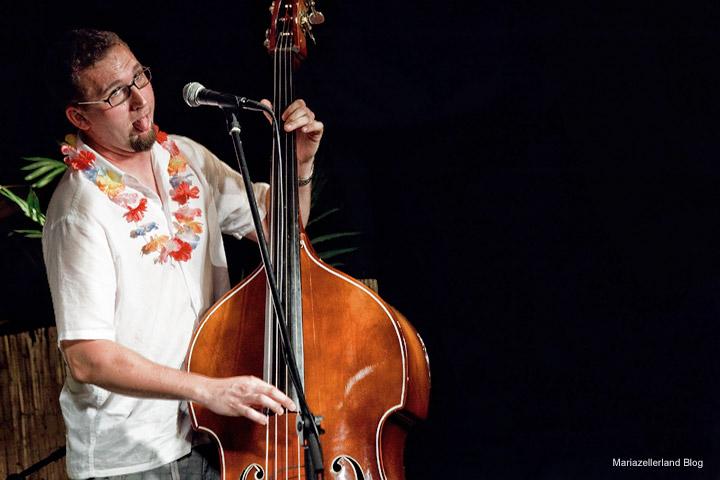 Sprudlfriends Konzert im Theaterstadl Mariazell