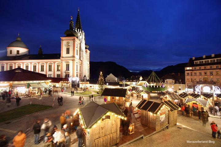 Adventeröffnungstag Mariazell