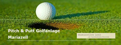 Golfplatz im Mariazellerland