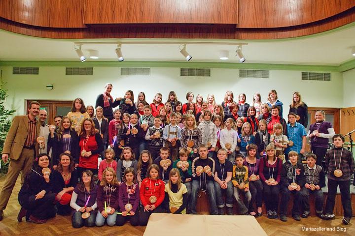Musikschule Adventkonzert 2009