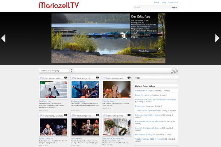 Mariazell.TV Seite
