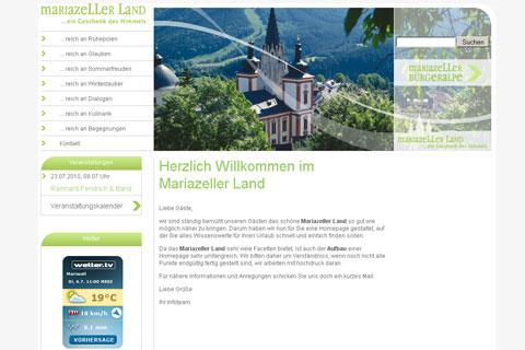 Mariazell Tourismus