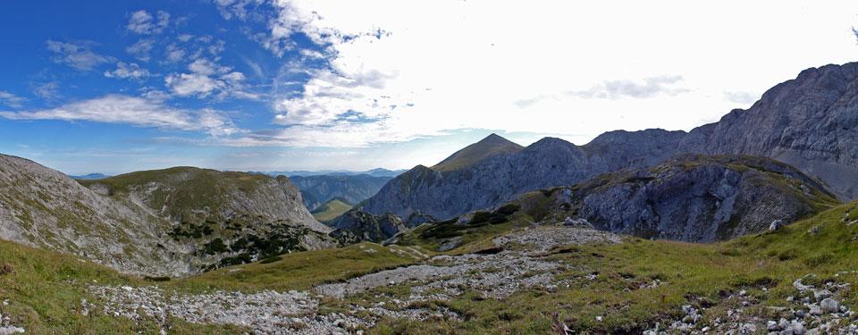 Hochschwab Tour über Gschöderer Kar
