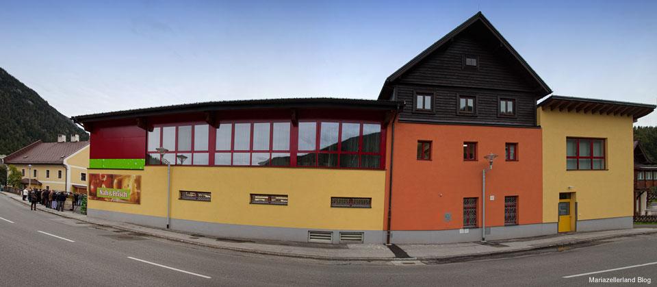 Volksheim Gußwerk Panorama