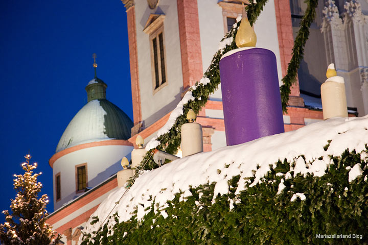 Advent in Mariazell - Eröffnungstag 2010