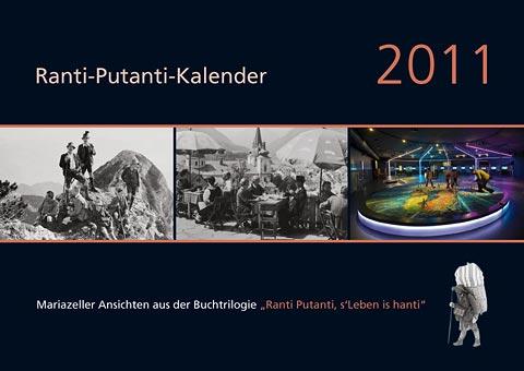 Ranti Putanti Kalender  Titelblatt