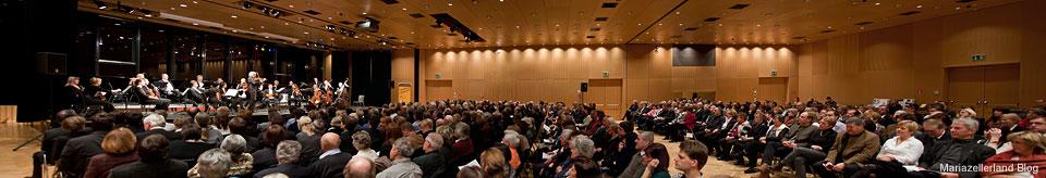 Neujahrskonzert in Mariazell - Europeum Saal