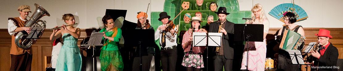 Lehrerkonzert der Musikschule Mariazellerland