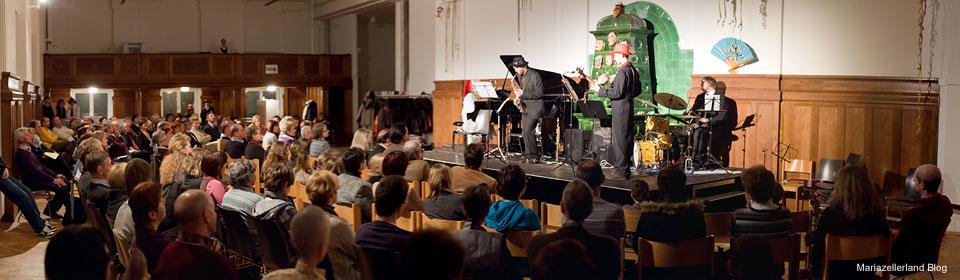 Publikum Panorama - Lehrerkonzert der Musikschule Mariazell