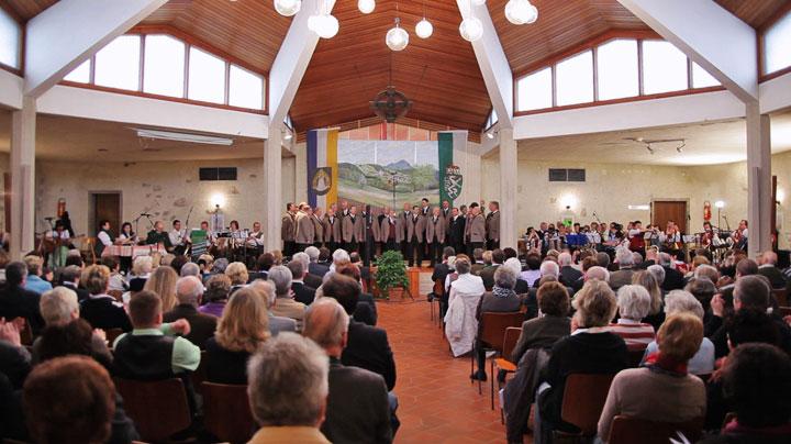 Sänger- und Musikantentreffen in Mariazell mit ORF Aufzeichnung