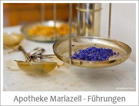 Apotheke Mariazell - Führungen