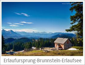 Erlaufursprung-Brunnstein-Gemeindealpe-Erlaufsee