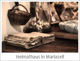 Heimathaus in Mariazell