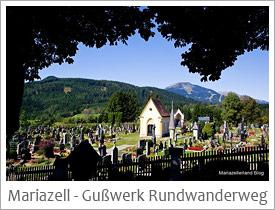 Mariazell - Gusswerk Rundwanderweg