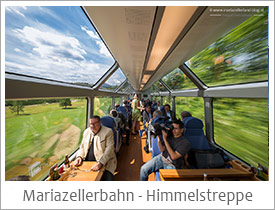 Mariazellerbahn-Himmelstreppe