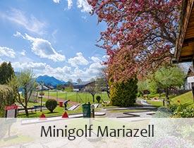 Minigolf-Mariazell