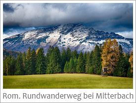 Rundwanderweg-Mitterbach