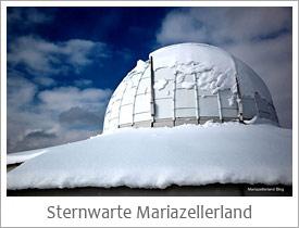 Sternwarte in Mariazell