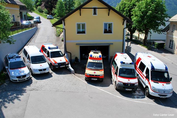 Rotes Kreuz Mariazell - Tag der offenen Tür