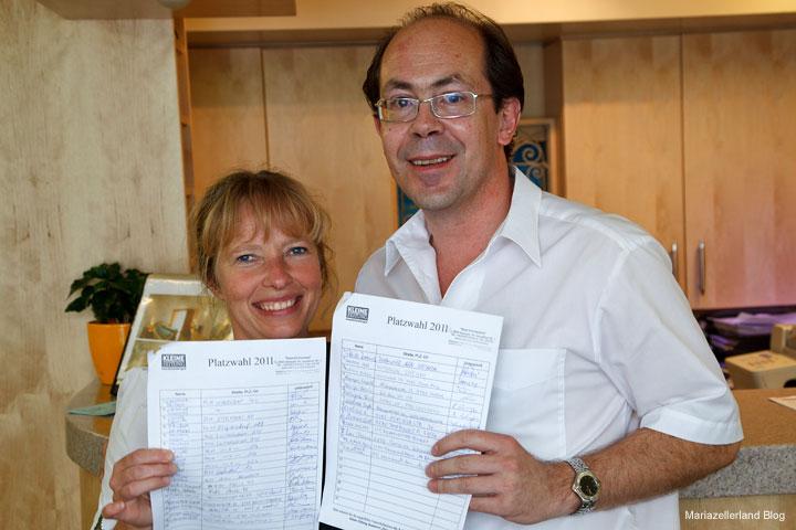 Marion und Harald vom Kirchenwirt