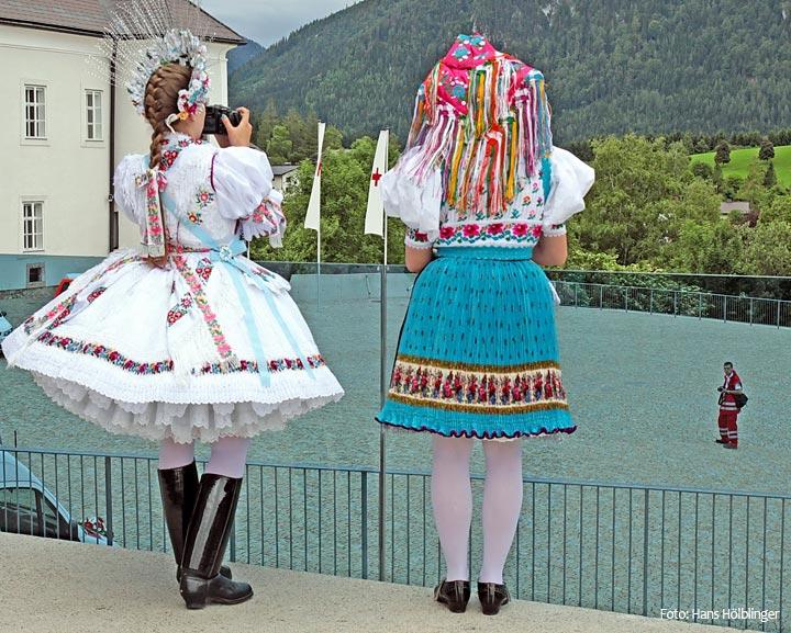 Wallfahrt von Varsany nach Mariazell 2011
