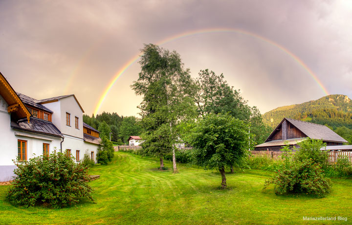 Regenbogenpanorama