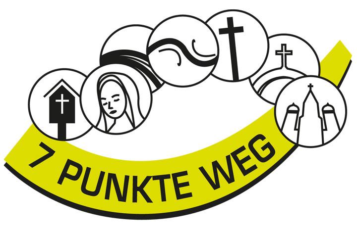 7-Punkte-Wanderweg Logo