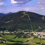 Blick auf Mariazell aus verschiedenen Perspektiven
