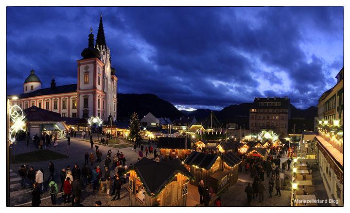 Mariazeller Advent - Eröffnungstag