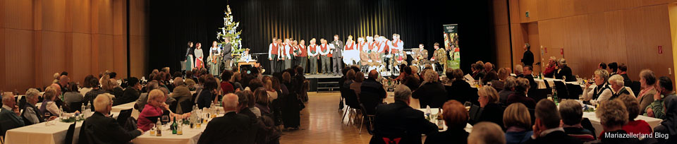 Mariazell Advent CD Präsentation 2011