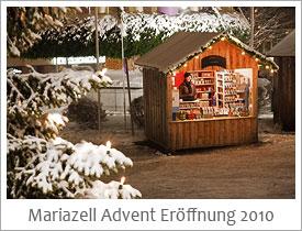 Mariazell Advent Eröffnung 2010