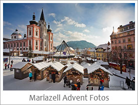 Mariazell Advent Fotos